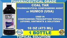 Humco Coal Tar Topical Solution Pharmaceutical Prescriptions Strength Exp10/2021