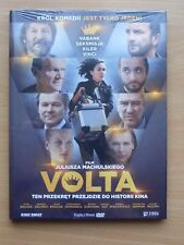 DVD VOLTA Juliusz Machulski - Polish, Polski film English Subtitles