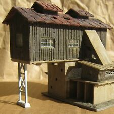 RETIRED ~ COALING STATION by Model Power ~ Mayhayred Trains N Scale Lot