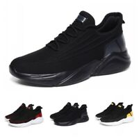 Fashion Men's Sneakers Running Walking Breathable Sports Casual Athletic Shoes L