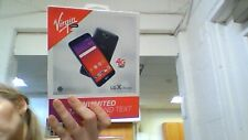 LG X Charge Virgin Mobile Prepaid 4G LTE Brand New