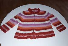 S-Oliver Strickjacke  Mädchen 104 Pullover Shirt 98 92