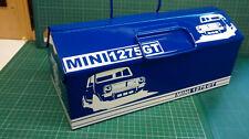 classic mini 1275gt barn / tote metal toolbox gr8gift  freep&p recreation white