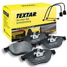 TEXTAR Bremsklötze Audi A5, A5 Cabriolet, A5 Sportback, A4 VORN MIT Warnkontakt