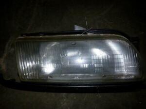 Passenger Right Headlight Fits 91-93 INFINITI G20 801156