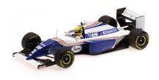Williams Renault Fw16 Ayrton Senna Brazil Gp 1994 1:43 Model MINICHAMPS