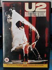 U2 - RATTLE AND HUM - DVD