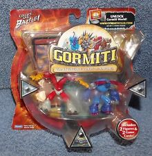 GORMITI SERIES 1 THE THOUGHTCATCHER & THE MAGIC LOOKOUT