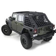 Smittybilt Cargo Restraint System CRES For Jeep Wrangler JK 07-18 4 Dr S/B581035