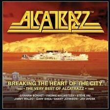 Alcatrazz - Breaking The Heart Of The City: Very Best Of Alcatrazz 1983-1986 [Ne