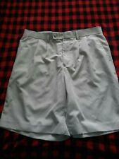 Alan Flusser Light Beige Golf Shorts 36