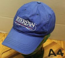 PETER PAN SEAFOOD INC HAT BLUE STRAPBACK ADJUSTABLE VERY GOOD COND A4