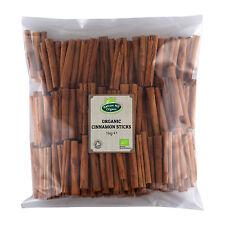 Organic Ceylon Cinnamon Sticks / Quills 1kg Certified Organic