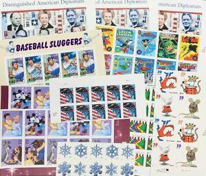 US Postage Lot: Self Adhesive Stamps (300 x 39¢) - $117 FV