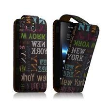 Housse Coque Etui pour Sony Xperia U Motif LM20