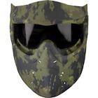 JT Premise Single Pane Mask - Camo - Paintball