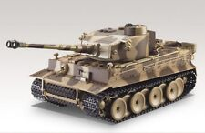 German Tiger I Battle Tank R/C 1:24 Airsoft Metal Cannon Model Heavy Panzer -
