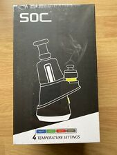SOC (Newest Version) Mobile Wax E Rig -UK Seller, Super Quick Delivery