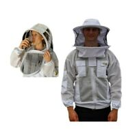 OZ ARMOUR BEEKEEPING JACKET  VENTILATED THREE LAYER MESH ULTRA COOL BEE JACKET