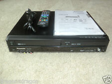 Panasonic dmr-ez49v DVD-grabador/VHS-grabadora de video, incl. fb&bda, 2j. garantía