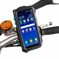Ultimateaddons Motorcycle Waterproof Case for Galaxy S8 S8+ Plus with Bike Mount