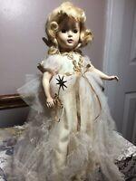 "MadameAlexander 14.5"" ""Fairy Queen"", circa Late '40s-Early '50s, Wendy  Ann Face"