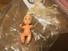 Vintage Mattel Barbie Baby Krissy Doll Long Blonde Hair
