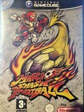 GAMECUBE/Wii ~ MARIO SMASH FOOTBALL ~ {COMPLETE + unused points}  ~  *** PAL ***