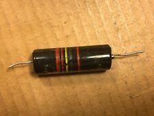 Vintage Sprague Bumble Bee .22 uf 200v 20% Tube Amp Capacitor tests .29 uf
