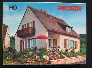VOLLMER 3717 B - Wohnhaus - Haus, House - Spur H0 - Eisenbahn Modellbausatz Kit