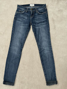 Current/Elliott Jeans The Rolled Skinny Size 24