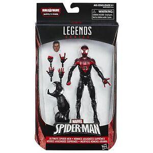 Marvel Legends ~ ULTIMATE SPIDER-MAN (MILES MORALES) ~ Wave 6 ~ IN STOCK