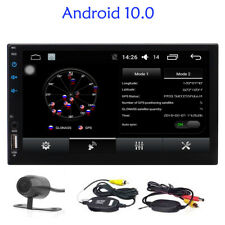 Multimedia Player Stereo Gps Car Radio Bluetooth Android 10.0 7 Inch Touchscreen