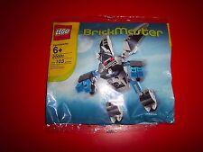 LEGO CREATOR 20001 BATBOT 1ST BRICKMASTER RELEASE NEW IN ORIGINAL BAG - SEALED