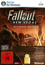 Fallout New Vegas - Ultimate Edition für PC | 100% UNCUT | NEUWARE | DEUTSCH!
