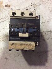 Telemecanique Contactor LC1-D5011 80 Amp 120 Volt Coil