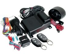 Mongoose M80S Car Alarm & 3 Point Immobiliser Including Turbo Timer Remote