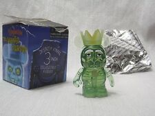 """Disney Vinylmation Haunted Mansion THE OLD KING Ghost With Crown 3"""" Figure + Box"""