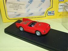 PORSCHE 550 STRADALE ROSSA 1953 JOLLY MODEL JL0334