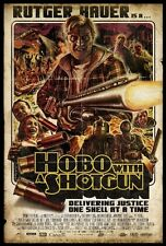 POSTER HOBO WITH A SHOTGUN TARANTINO GRINDHOUSE BIG #2