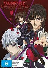 "Vampire Knight : Season 1 (DVD, 2014, 3-Disc Set) "" Like New, Region 4 """