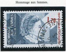 TIMBRE FRANCE OBLITERE N° 2361 PAULINE KERGOMARD