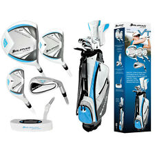 TALL LADIES 13PC VT GOLF CLUB SET wDRIVER+HYBRIDS+BAG+PUTTER+2 HEAD COVERS