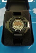 Vintage Casio PRT- 40 ProTrek Triple Sensor JAPAN Digital Watch