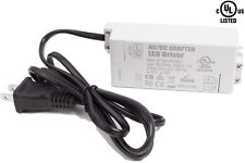 UL LISTED 24V 3A 72w LED LIGHT Low Profile POWER SUPPLY for LED STRIPS Module