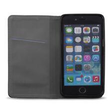 Tasche für Apple iPhone 5 5S SE - Book Quer Kartenfach Case Cover aufstellen
