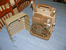 Vintage USA Bell & Howell 253 AX Projector 5 Amps 500W 115V Tested Works Great *