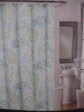 cynthia rowley paisley shower curtains