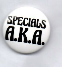 The Specials A.K.A Button Badge 2-Tone Ska Revival Band 25mm pin