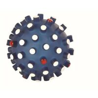 Trixie Vinyl Spikey Ball With Sound - Dog Toy Hedgehog Big Nubs Various Sizes